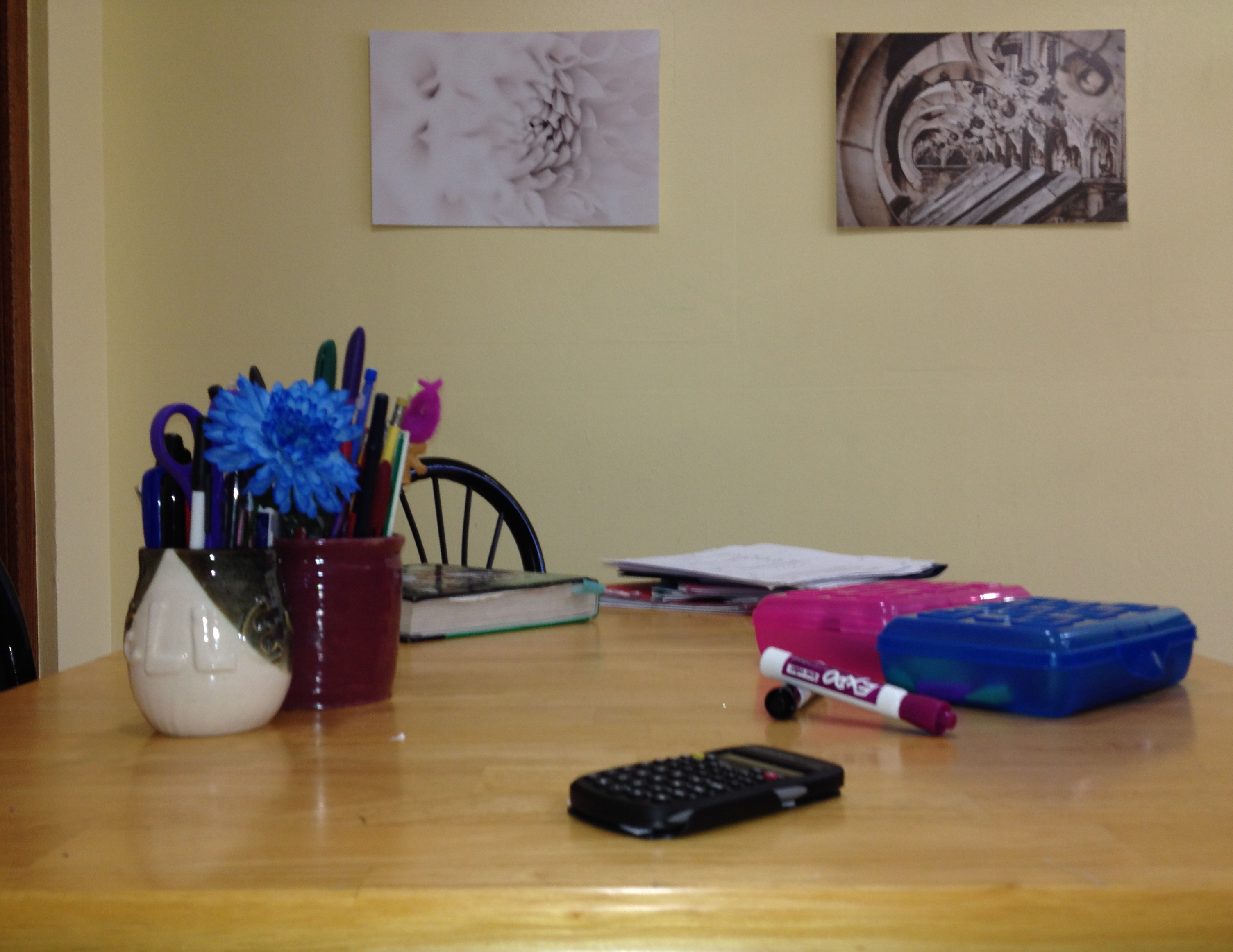 Tutoring Table